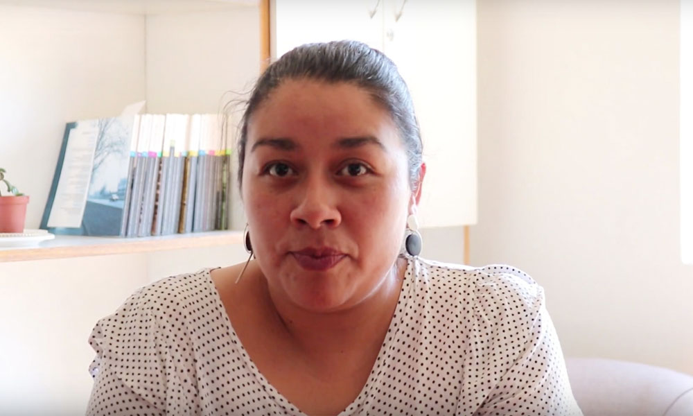 Doris González Entrevista INVI