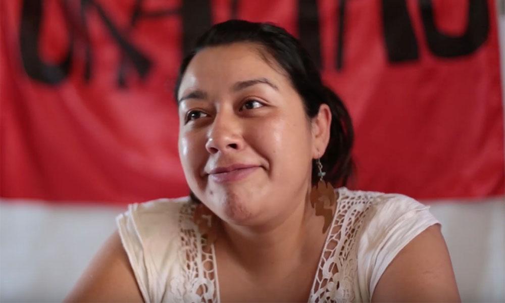 Doris González Movimiento De Pobladores Ukamau