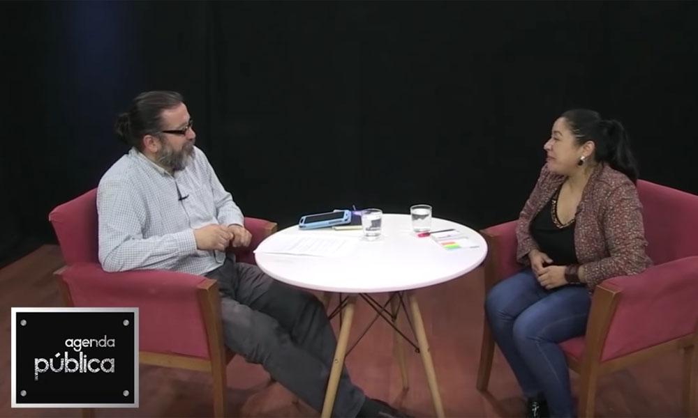 Entrevista A Doris González (Vocera Y Fundadora De UKAMAU)