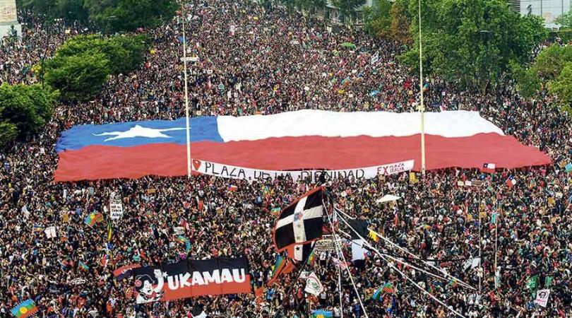 Lanzamiento Comando de Movimientos Sociales y Ciudadanos por el Apruebo
