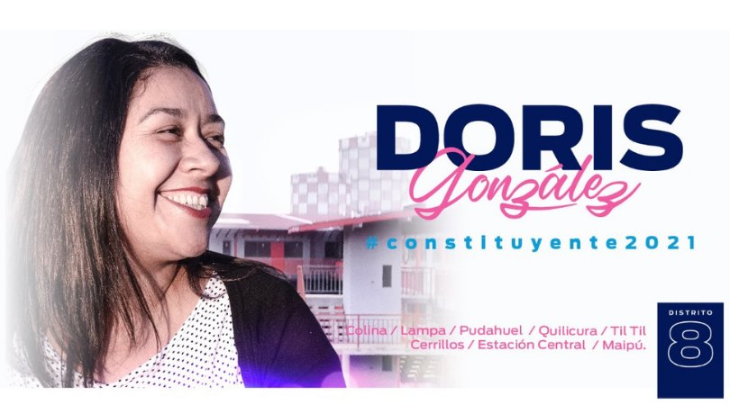 Carta de apoyo de candidatura a Convención Constitucional